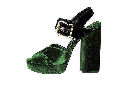 Sandal, Costume accessory, Strap, Buckle, High heels, Slingback, Wedge, Leather, Synthetic rubber, Basic pump,