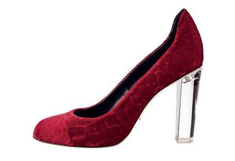 Footwear, Brown, Red, High heels, Basic pump, Carmine, Maroon, Tan, Beige, Court shoe,