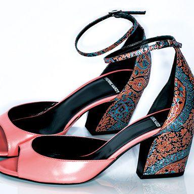 Footwear, Shoe, Sandal, High heels, Basic pump, Fashion, Beige, Strap, Fashion design, Dancing shoe,