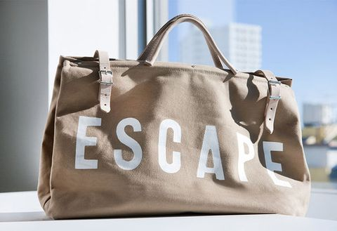 Brown, Bag, Style, Khaki, Luggage and bags, Shoulder bag, Beige, Material property, Label, Strap,