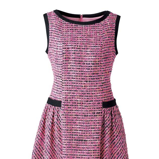Product, Sleeve, Dress, Pattern, Textile, White, One-piece garment, Style, Day dress, Fashion,
