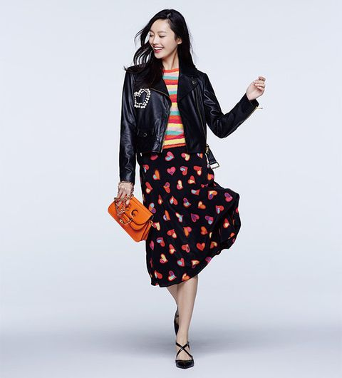 Clothing, Product, Sleeve, Bag, Collar, Shoulder, Textile, Outerwear, Pattern, Style,