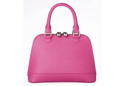 Product, Bag, Red, Fashion accessory, Magenta, Style, Luggage and bags, Shoulder bag, Fashion, Handbag,