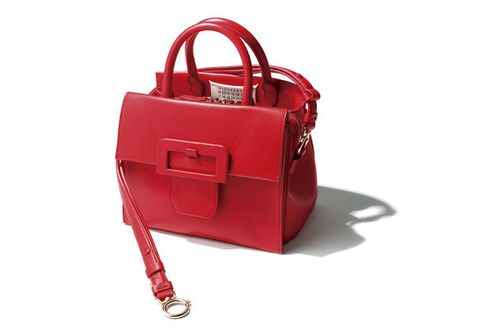 Handbag, Bag, Red, Fashion accessory, Birkin bag, Kelly bag, Material property, Luggage and bags, Leather, Tote bag,