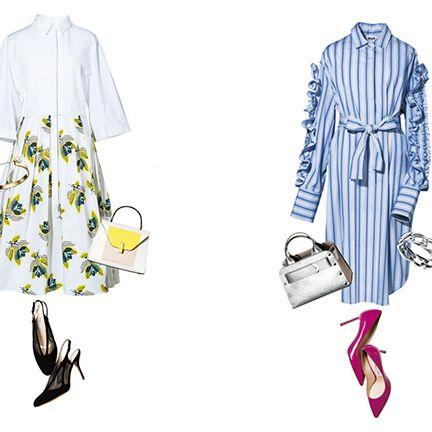White, Clothing, Fashion illustration, Fashion, Footwear, Illustration, Costume design, Dress, Blouse, Fashion design,