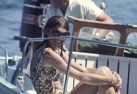 Leisure, Summer, Elbow, Muscle, Sunglasses, Boat, Foot, Swimwear, Boot, Passenger,