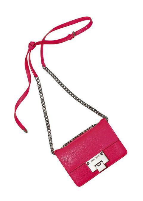 Pink, Bag, Magenta, Fashion accessory, Strap, Shoulder bag,