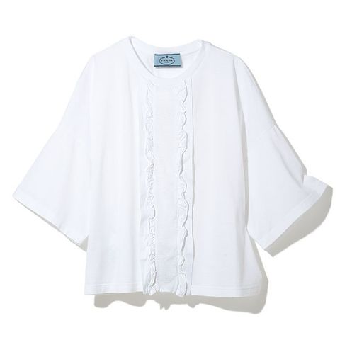 Clothing, White, Sleeve, Outerwear, Blouse, Top, Sweater, Poncho, T-shirt, Neck,