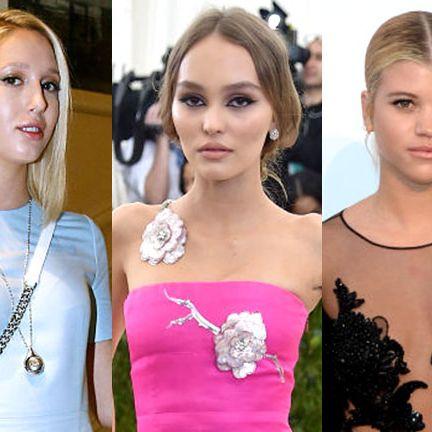 Clothing, Hair, Ear, Hairstyle, Shoulder, Eyelash, Earrings, Style, Fashion accessory, Beauty,