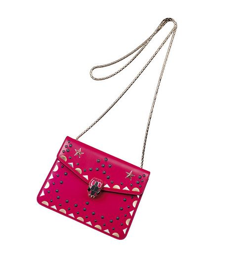 Red, Bag, Pink, Fashion accessory, Handbag, Shoulder bag, Leather,