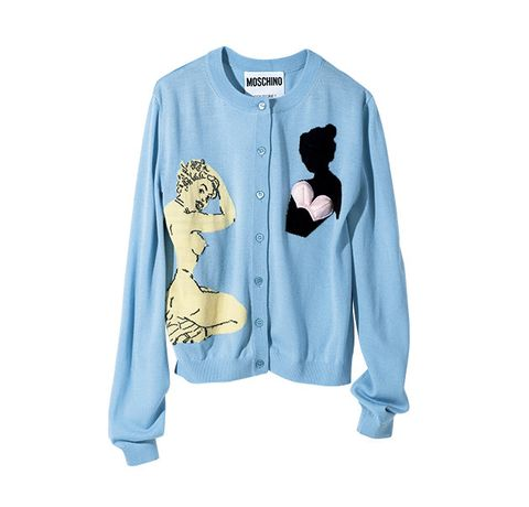 Clothing, White, Sleeve, Blue, T-shirt, Outerwear, Top, Long-sleeved t-shirt, Sweater, Blouse,