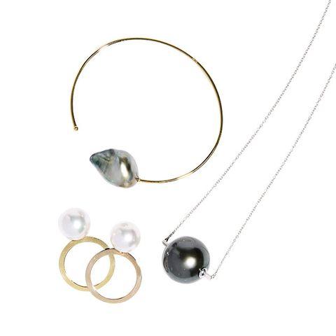 Body jewelry, Jewellery, Fashion accessory, Pearl, Gemstone, Silver, Metal,