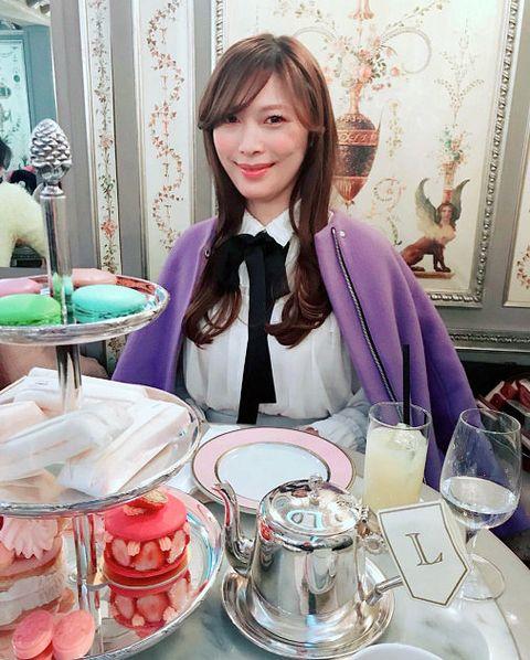 Pink, Tableware, Serveware, Tea set, Teacup, Saucer, Tea party, Porcelain, Table, Tea,