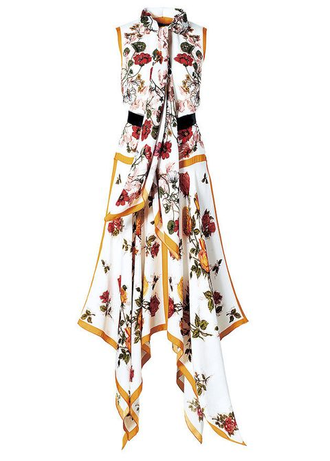 Clothing, White, Dress, Day dress, Costume design, Fashion design, Outerwear, Sleeve, Neck, A-line,