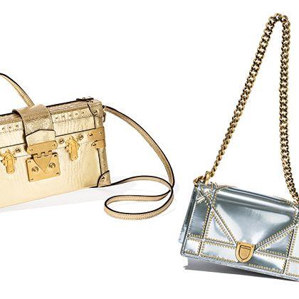 Bag, Handbag, Fashion accessory, Shoulder bag, Jewellery, Chain, Pendant, Triangle, Metal, Locket,