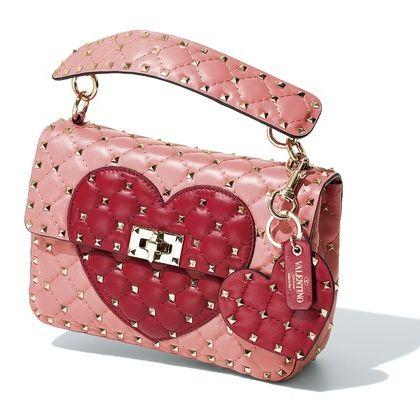 Handbag, Bag, Pink, Fashion accessory, Shoulder bag, Coin purse, Material property, Leather,