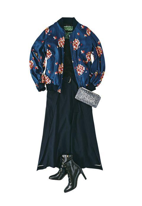 Clothing, Blue, Sleeve, T-shirt, Outerwear, Costume, Denim, Dress, Footwear, Robe,