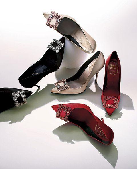 Footwear, High heels, Shoe, Red, Leg, Still life photography, Basic pump, Carmine, Ankle, Fashion illustration,