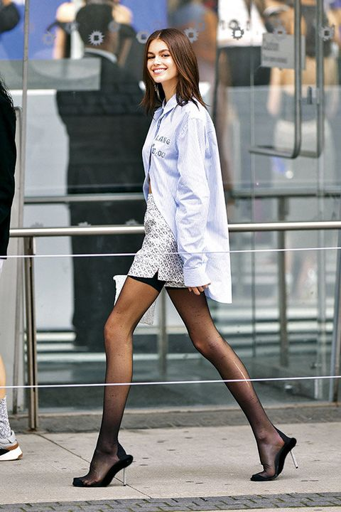 Clothing, Fashion model, Street fashion, White, Photograph, Fashion, Leg, Beauty, Human leg, Snapshot,