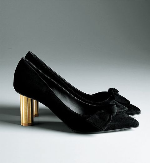 Footwear, High heels, Shoe, Basic pump, Court shoe, Leather,