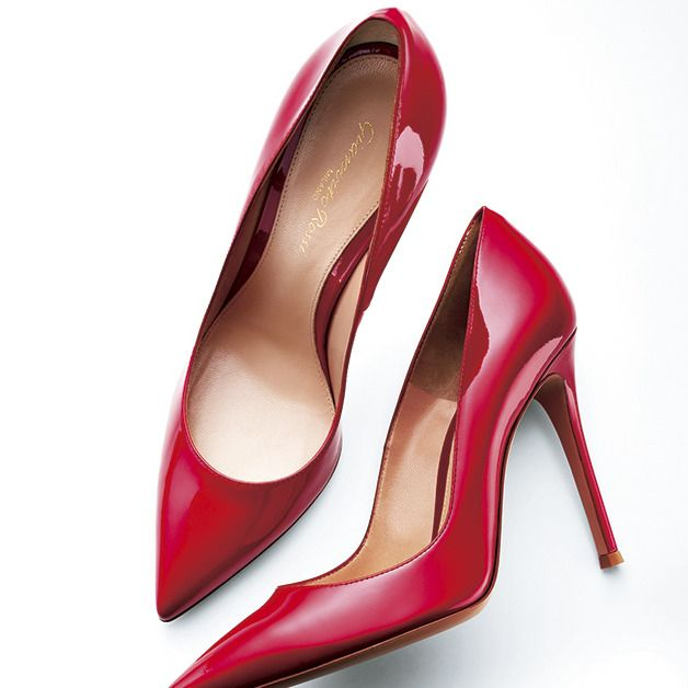 Footwear, High heels, Basic pump, Red, Court shoe, Pink, Shoe, Bridal shoe, Leg, Slingback,