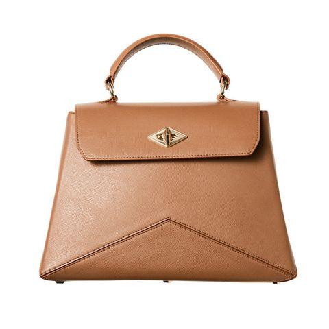 Handbag, Bag, Leather, Kelly bag, Fashion accessory, Brown, Tan, Beige, Shoulder bag, Birkin bag,