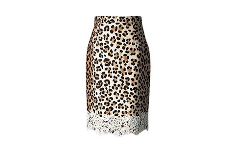 Clothing, Pencil skirt, A-line, Beige,