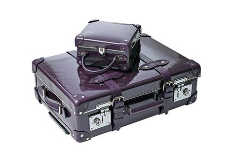 Suitcase, Technology, Electronics, Electronic device, Luggage and bags, Baggage, Metal,