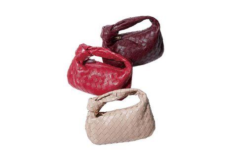 Red, Maroon, Footwear, Bag, Fashion accessory, Beige, Carmine,