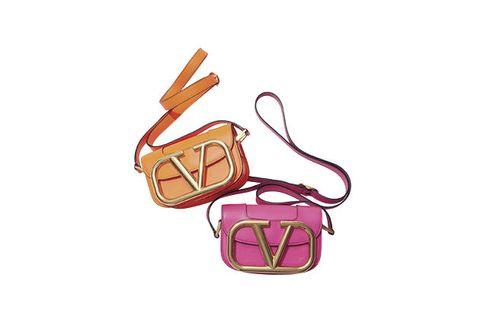 Pink, Bag, Hand, Fashion accessory, Magenta, Finger, Handbag,