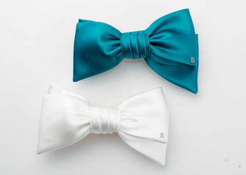 Blue, Bow tie, Aqua, Turquoise, Green, Fashion accessory, Teal, Tie, Formal wear, Knot,