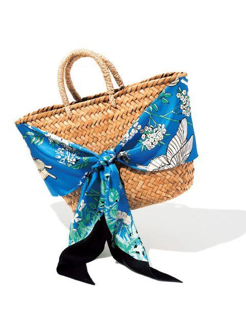 Turquoise, Blue, Aqua, Fashion accessory, Turquoise, Present, Basket,