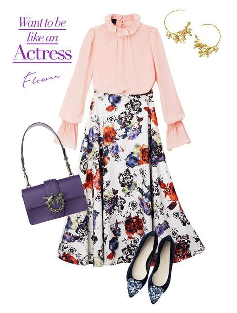 Product, Sleeve, Textile, Style, Pattern, Peach, Purple, Fashion, Lavender, Violet,