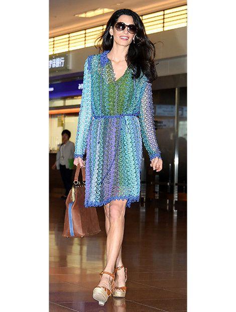 Clothing, Leg, Shoulder, Human leg, Joint, Fashion show, Dress, Style, Sunglasses, Fashion model,