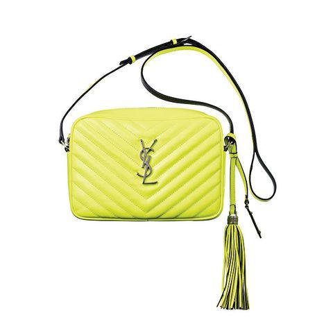 Bag, Yellow, Handbag, Green, Shoulder bag, Fashion accessory, Hobo bag, Luggage and bags, Satchel,