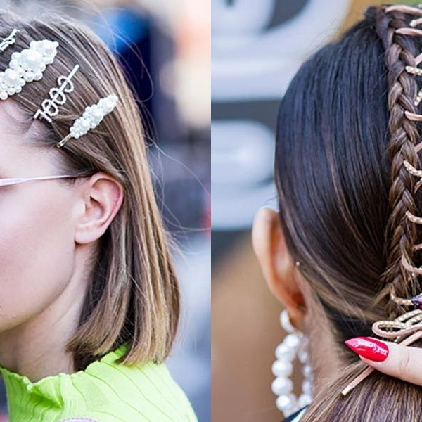 Hair, Headpiece, Hairstyle, Hair accessory, Headband, Head, Fashion accessory, Forehead, Headgear, Long hair,