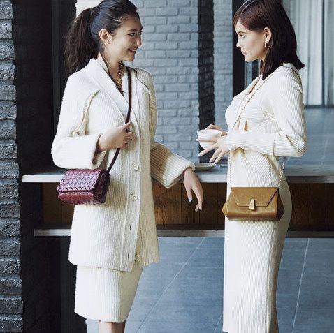 White, Clothing, Fashion, Street fashion, Uniform, Outerwear, Neck, Blazer, Dress, Sleeve,