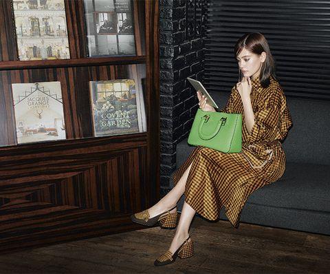 Green, Beauty, Fashion, Footwear, Leg, Sitting, Dress, Photography, Furniture, Shoe,