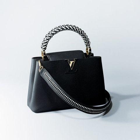 Handbag, Bag, Black, White, Fashion accessory, Product, Leather, Shoulder bag, Tote bag, Fashion,