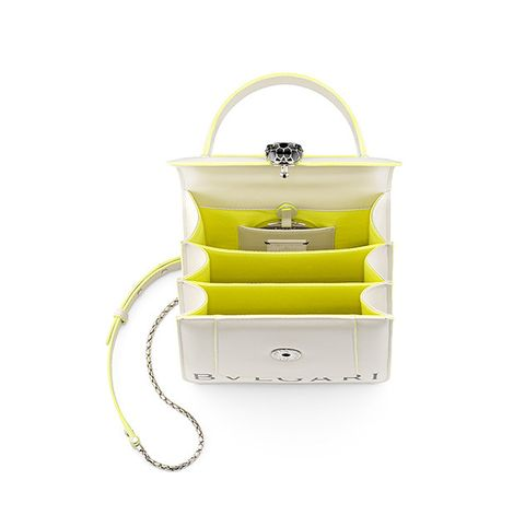 White, Yellow, Handbag, Bag, Product, Fashion accessory, Material property, Beige, Kelly bag, Birkin bag,