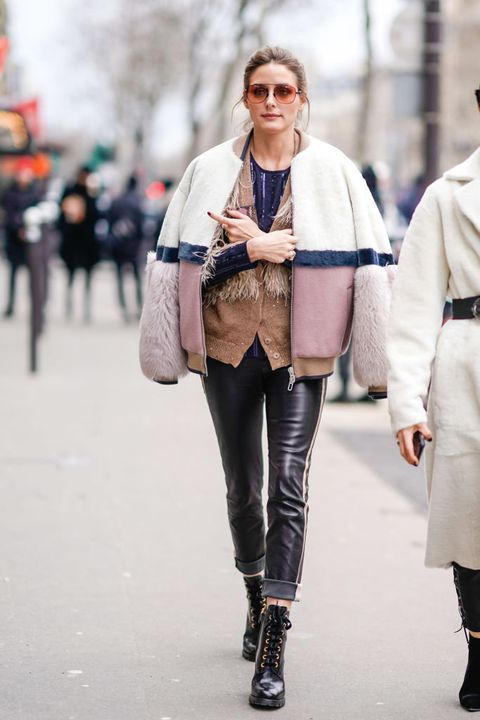Street fashion, Fashion, White, Photograph, Clothing, Pink, Snapshot, Beauty, Footwear, Shoulder,