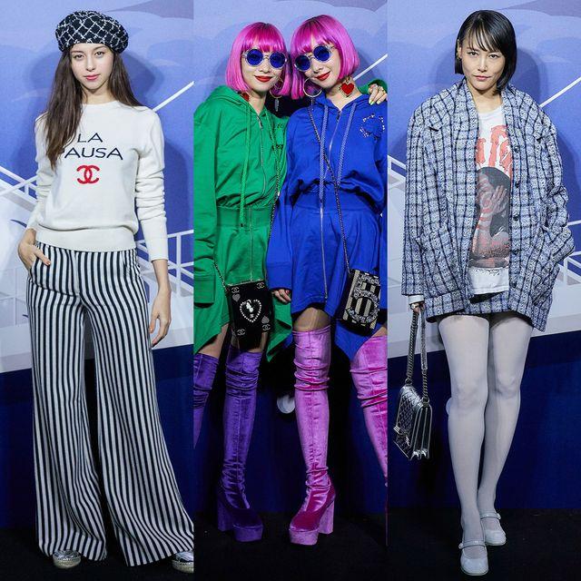 Style, Purple, Fashion, Wig, Violet, Electric blue, Street fashion, Costume, Fashion design, Artificial hair integrations,