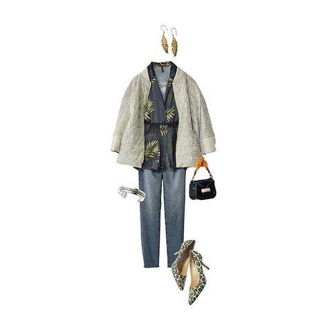 Clothing, Outerwear, Footwear, Fashion, Denim, Beige, Costume, Jeans, Shoe, Trousers,