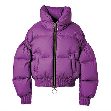 Jacket, Clothing, Hood, Outerwear, Purple, Violet, Hoodie, Sleeve, Puffer, Magenta,