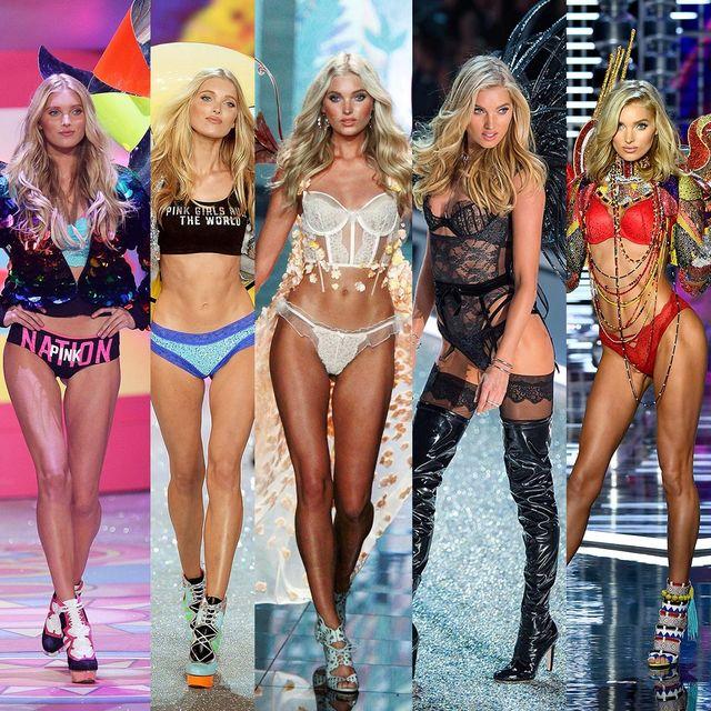 Fashion show, Fashion model, Clothing, Fashion, Runway, Lingerie, Model, Thigh, Bikini, Competition,