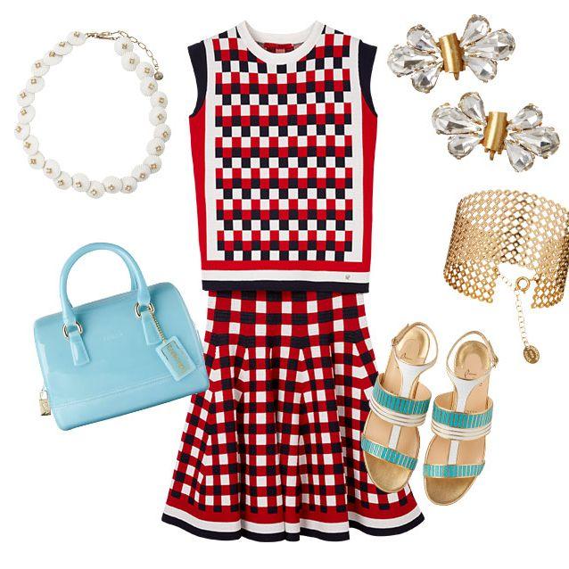 Blue, Product, Textile, Pattern, White, Style, Bag, Fashion, Shoulder bag, Beige,
