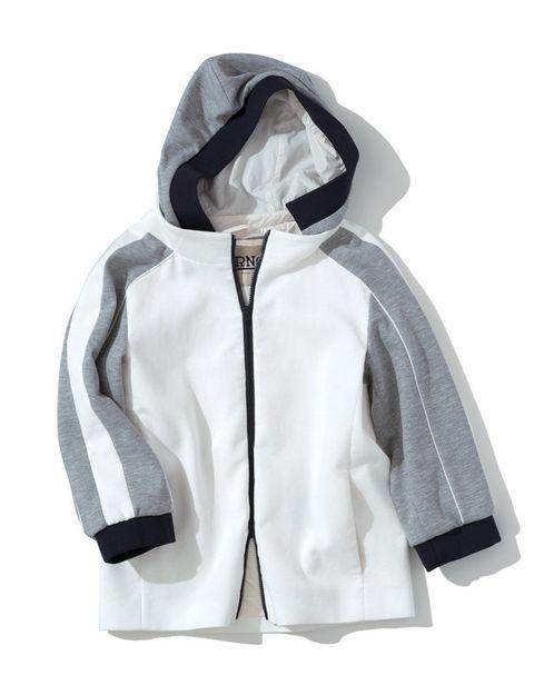 White, Clothing, Outerwear, Hood, Jacket, Sleeve, Hoodie, Sweatshirt, Sweater, Coat,