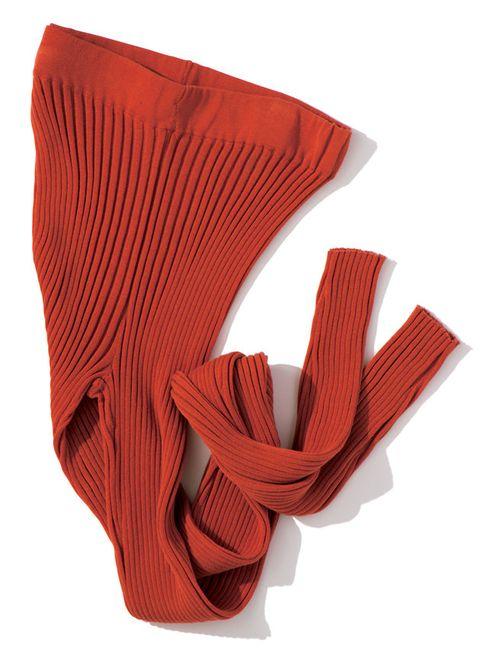 Orange, Red, Personal protective equipment, Sports gear, Fashion accessory, Glove,