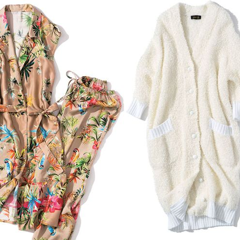 Clothing, Outerwear, Robe, Sleeve, Beige, Scarf, Stole, Cardigan, Sweater, Fashion accessory,