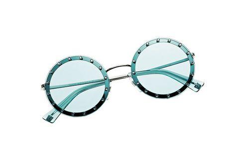 Eyewear, Glasses, Personal protective equipment, Vision care, Goggles, Sunglasses, Rim, Fashion accessory, Circle, Metal,